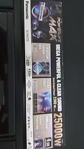 Panasonic stereo Willmot Blacktown Area Preview