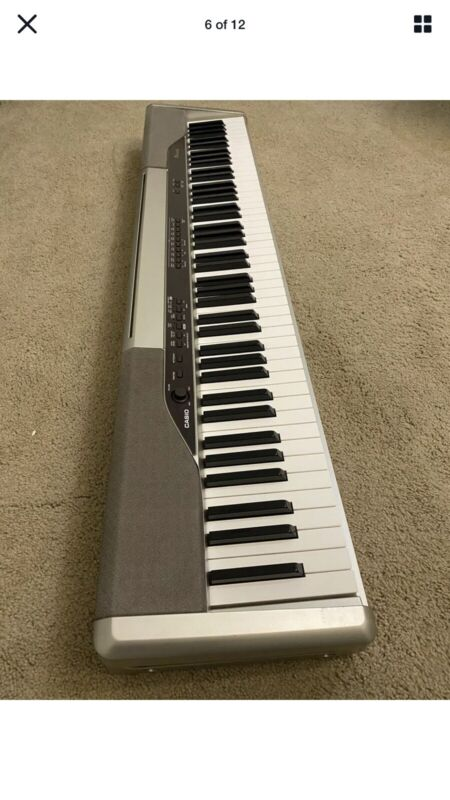 Casio PriviA PX-110 88 Weighted Keys With Music Stand