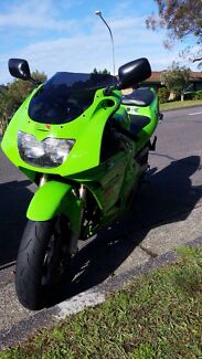 Kawasaki zxr250 ninja 1998 regoed !! Ashfield Ashfield Area Preview