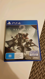 Destiny 2 ps4 PlayStation 4 video game