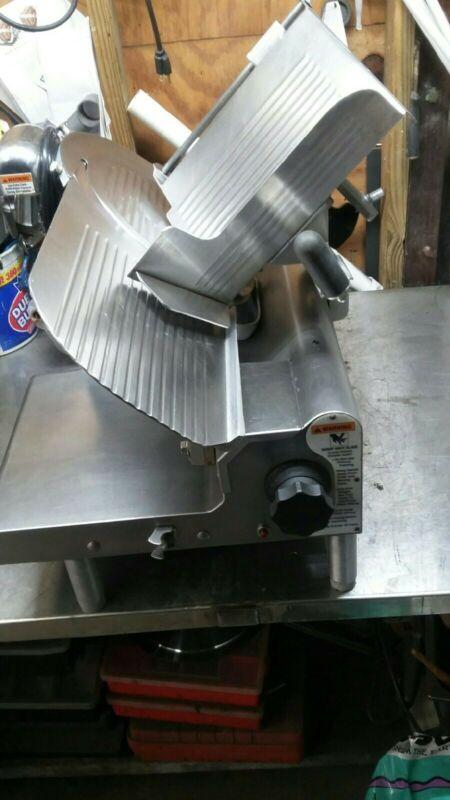 Globe 3500 H. Duty Meat Slicer Refurbished