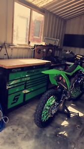 Kx450f (SOLD PENDING PICKUP)