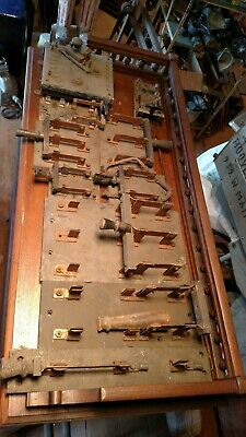 Antique Knife Switch Collection