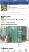 Want to shipping container ASAP $5500 Ono Bowen Whitsundays Area Preview