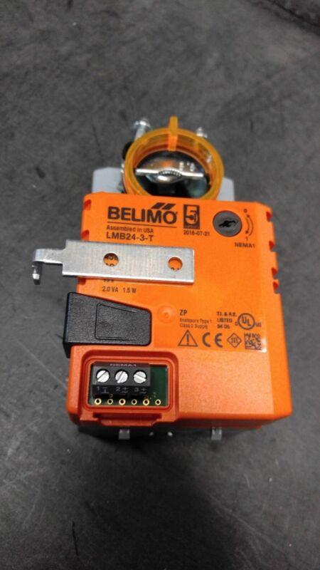 BELIMO OEM LMB24-3-T.1 Damper Actuator Motor 24v 3-Wire Non-Spring Floating