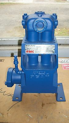 Fmc Bean Pump Model A0413c - New
