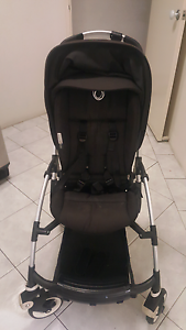 bugaboo bee + and raincover original Sydney City Inner Sydney Preview