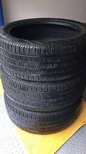 1-- 225/45R18 91V Continental RunFlat Tire