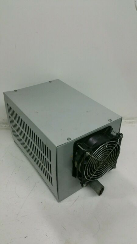 """HAMMOND 1416M VENTILATED ELECTRICAL COMPONENT ENCLOSURE 12""""X8""""X8"""""""