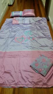 Single bed bedding set