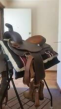 Wintec Pro Western saddle Byford Serpentine Area Preview