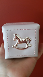 Pink small trinket box Scarborough Stirling Area Preview