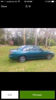 1997 Subaru Liberty Auburn Auburn Area Preview