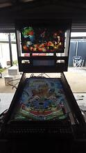 Virtual Pinball Machine Project - 85% Complete Bellmere Caboolture Area Preview