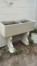 Vintage Retro Double Basin Sink Lewisham Marrickville Area Preview