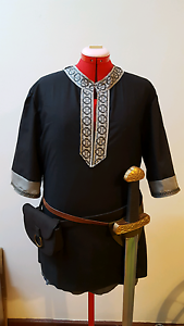 Men's S-M handmade tunic Tuart Hill Stirling Area Preview