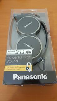 Panasonic Headphones CORDED Brand New