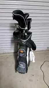 URGENT SALE Golf clubs, bag and buggy Singleton Singleton Area Preview