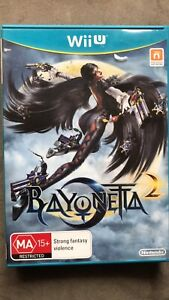 Want to sell Bayonetta 2 Wii U game