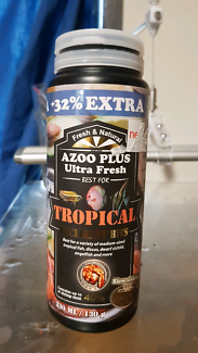 Azoo excellent bits fish food