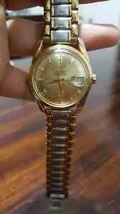 Vintage Titoni Mens gold plated 25 Jewels watch Leda Kwinana Area Preview