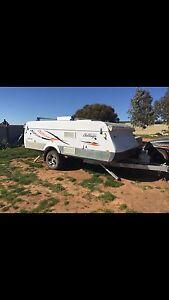 Caravan/Poptop Camper Munno Para Playford Area Preview