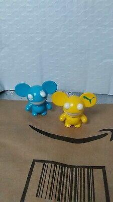 New in Box Deadmau5 Yellow PUMA Mini Collectible Ltd Edition
