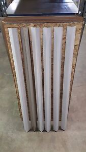 Stainless Steel Corner Guards 1 1/2