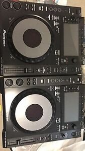 2 x Pioneer CDJ 900 Nexus CD Players . As New Condition Cronulla Sutherland Area Preview
