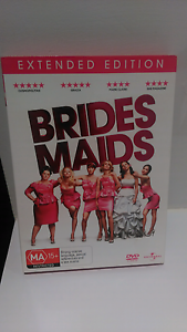 Brides maids dvd Fortitude Valley Brisbane North East Preview
