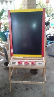 Kids play stations