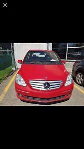 Mercedes 2007 B200 Manuel 104000Km