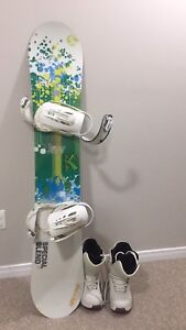 Women's Forum Snowboard