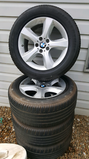 BMW X5 wheels Toongabbie Parramatta Area Preview