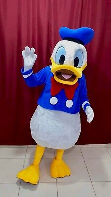 Disney character Mascot Costumes  cosplay real photo party halloween donald  - Disney Characters Costumes Adults