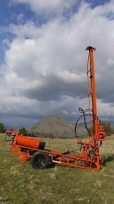 Well Drilling Equipmentusa Used Righorizontalverticalwater Driller Machine