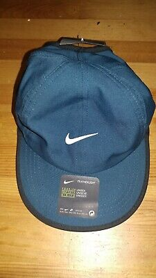 Nike Aerobill Toddler Featherlight Adjust Hat Size 2/4T 7A2627-BB3 Space Blue