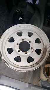 White Sunnys 4wd rims. No tyres Kurri Kurri Cessnock Area Preview