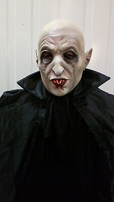 Vampire Mask Nosferatu Scary Latex TV Film Full - Nosferatu Vampir Maske