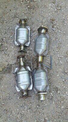 4 New Catalytic Converter Scrap Platinum Palladium. Honda Gm Magnaflow.