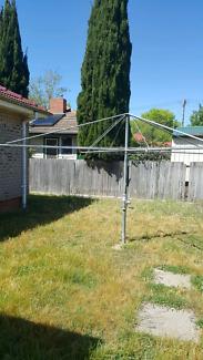 Washing line - hoist