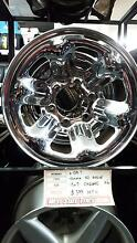 Toyota Land Cruiser CHROME WHEELS Cannington Canning Area Preview