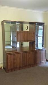 Retro Wall Unit/buffet/liquor cabinet Stawell Northern Grampians Preview