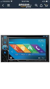 CLARION vx405 double din touch screen HDMI, SCREEN MIRRORING