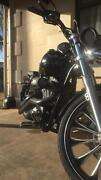 Harley Davidson superglide swap for 4wd to value of 20k Mount Gambier Grant Area Preview