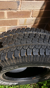 4wd tyre 15inch Aquatread Chirnside Park Yarra Ranges Preview