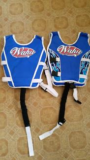 Wahu swim vests size m