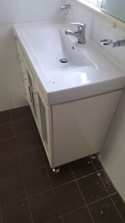 Bathroom sink East Hills Bankstown Area Preview