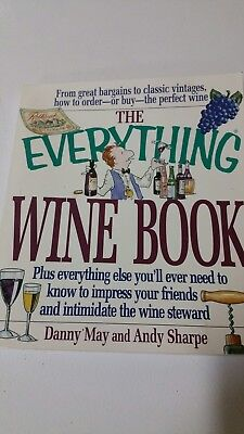 Everything Wine Book - The Everything: The Everything® Wine Book (Paperback)