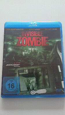 Invisible Zombie / Blu Ray